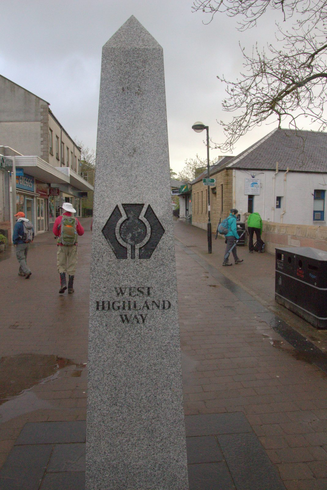 a3b177b2c West Highland Way – Milngavie to Drymen – Bob s World Travels